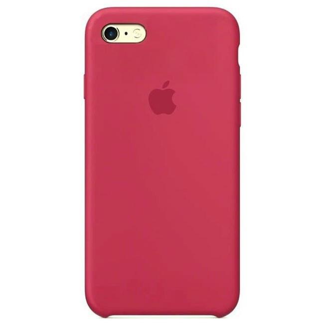 """Накладка iPhone 6 """"Original Case"""" Rose Red"""