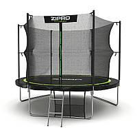 Батут для взрослых и детей Zipro Fitness 312 см с внутренней сеткой, фото 1
