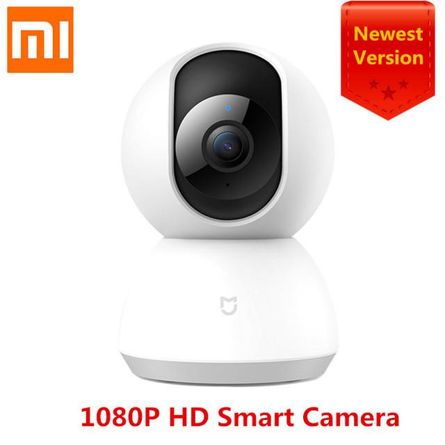 Нова версія камери Xiaomi Mijia Smart Upgrate 1080P HD поступила до продажу