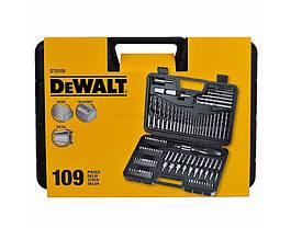 Набор инструментов DeWalt DT0109, 109 елементов , фото 3