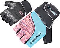 Перчатки для фитнеса SportVida SV-AG00025 (S) Black, фото 1