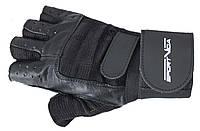 Перчатки для фитнеса SportVida SV-AG00046 (M) Black, фото 1