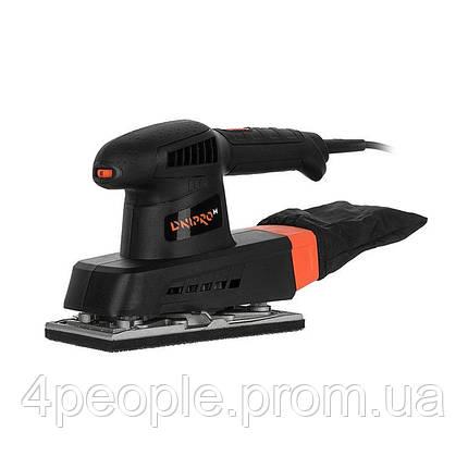 Шлифмашина вибрационная Dnipro-M PS-30S|СКИДКА ДО 10%|ЗВОНИТЕ, фото 2