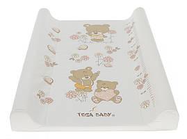 Пеленальная дошка Tega Teddy Bear MS-009 119 beige