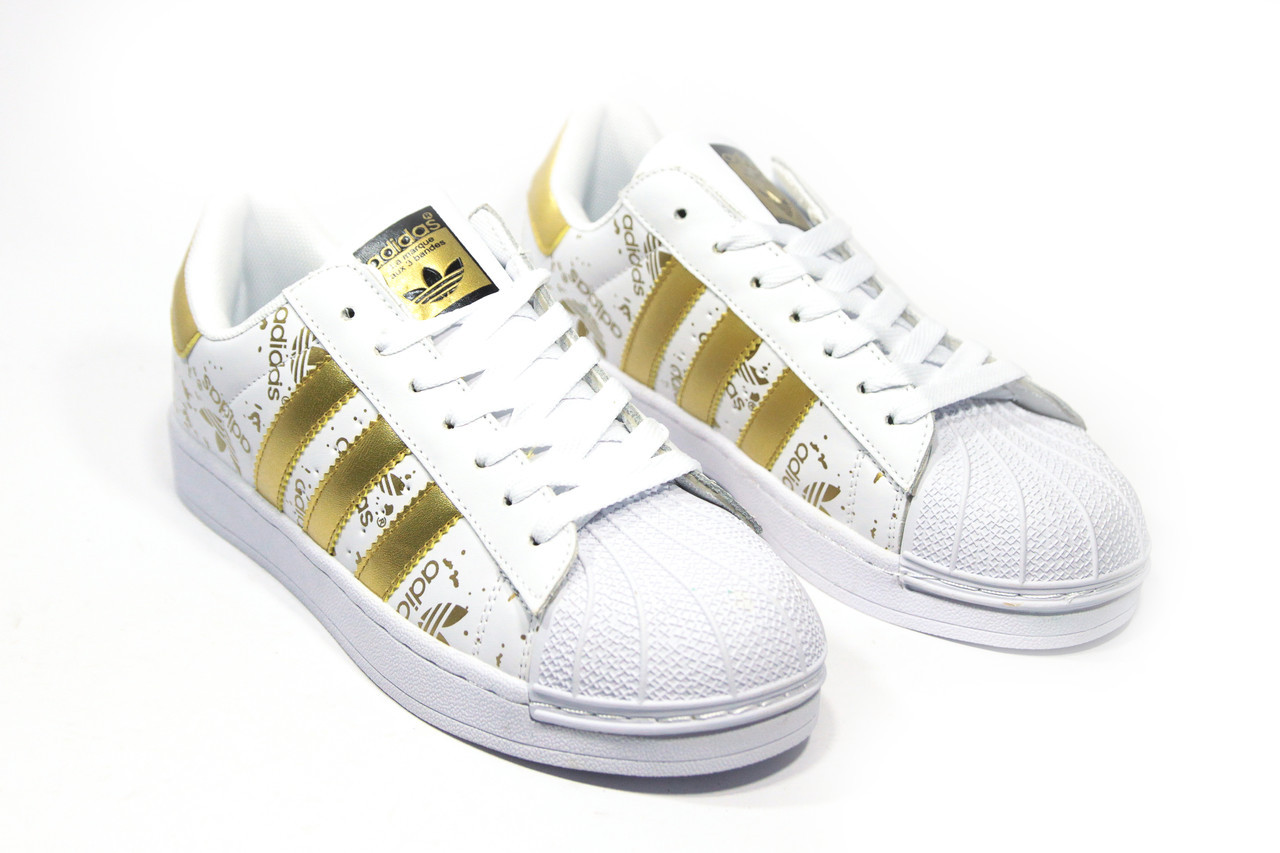 Кроссовки женские Adidas Superstar (реплика) 3-059 - СПОРТИВНАЯ И  КЛАССИЧЕСКАЯ ОБУВЬ в 09aac0b14bcf3