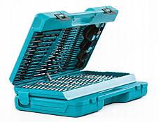Набор инструментов MAKITA 216 елементов,биты,кейс, фото 3