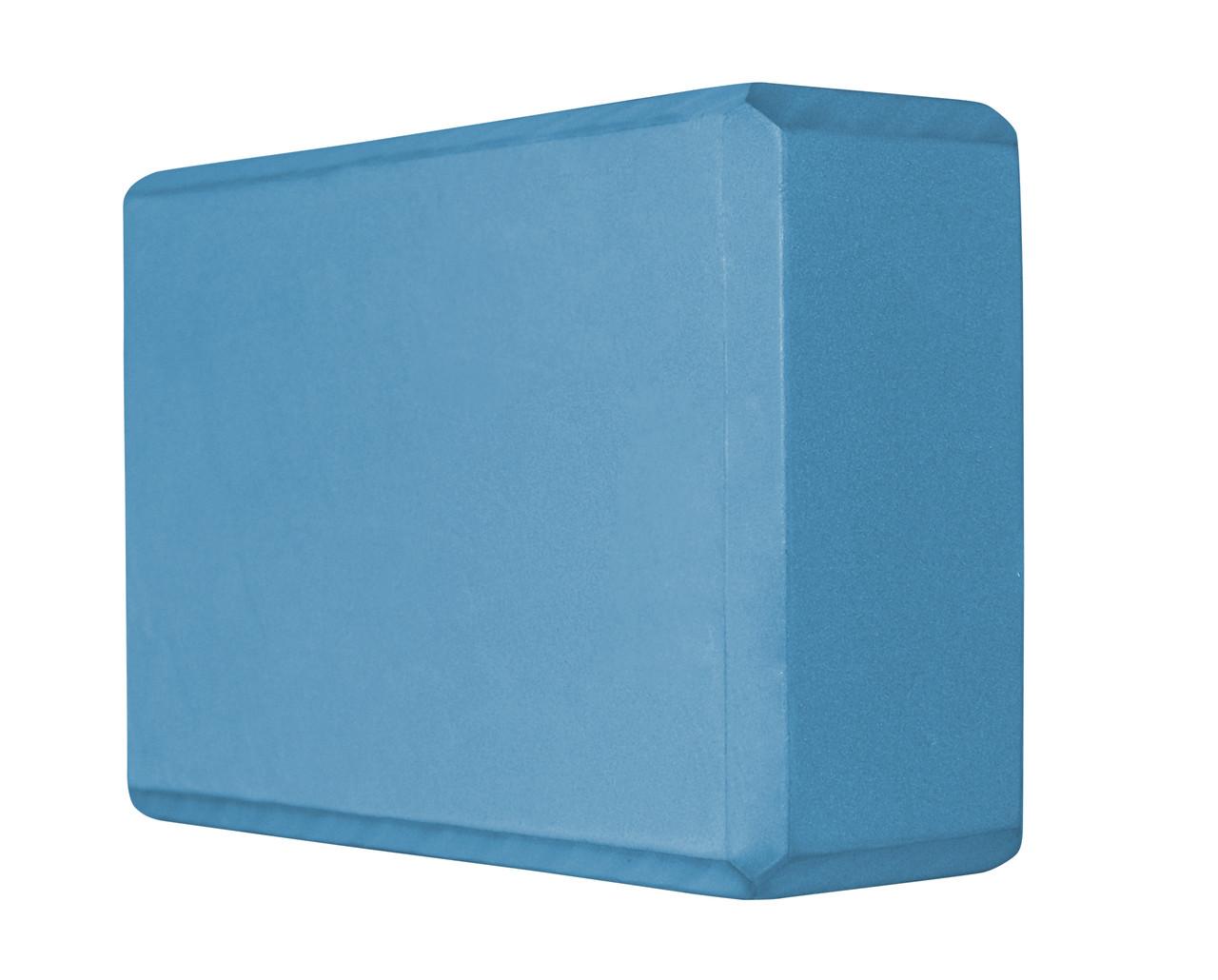 Блок для йоги SportVida SV-HK0150 Blue