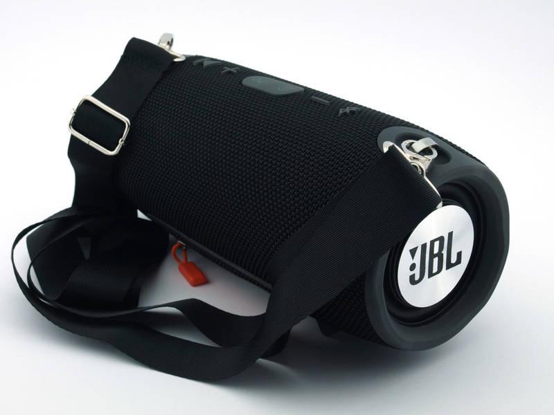 JBL XTREME small 13 копия, Bluetooth колонка 40W с FM MP3, копия, черная, фото 4