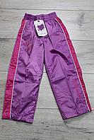 Спортивные штаны для девочек ( плашевка). 4 года.