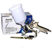 Краскопульт (пистолет покрасочный) 1,8мм Auarita HVLP H-970P