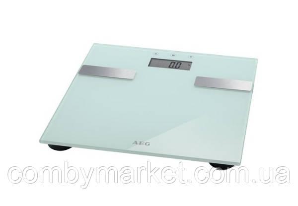 Весы напольные с диагностикой AEG PW 5644 FA white, 7 в 1