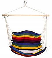 Гамак-кресло подвесное SportVida 100 x 80 см, макс. нагрузка 120 кг, фото 1