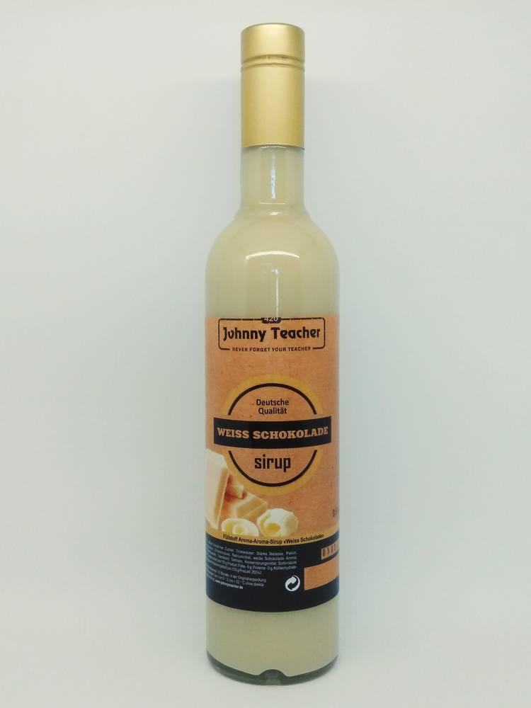 Сироп Белый Шоколад 900 гр Johnny Teacher