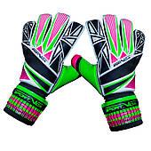 Перчатки вратарские футбольные SportVida Size 8