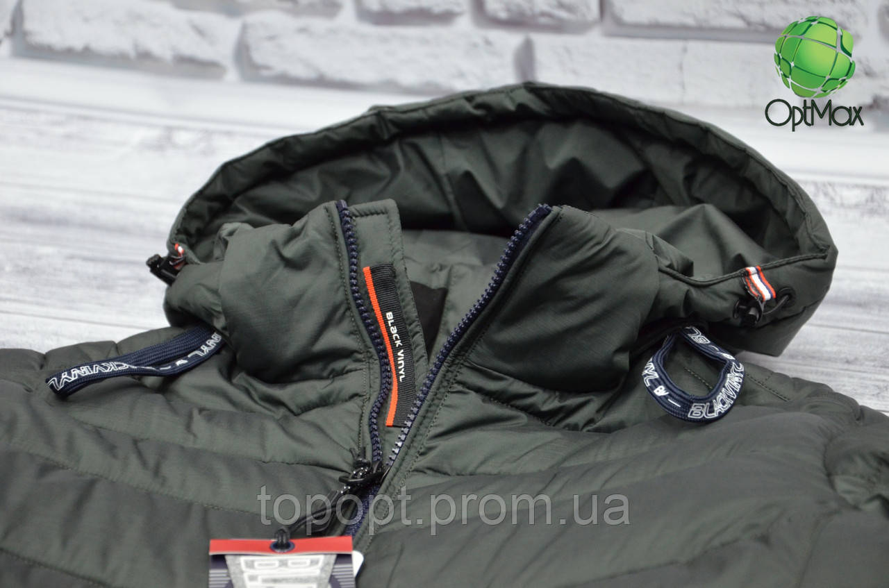 ea0abebe2bead Зимняя куртка Black Vinyl C18-1303C-1, цена 2 000 грн., купить в Харькове —  Prom.ua (ID#795841464)