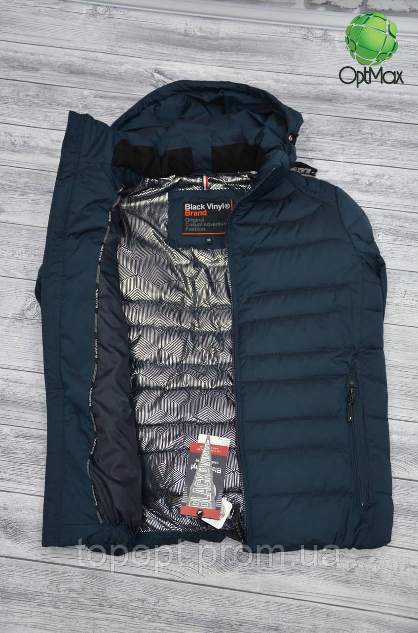 03406c783efbb Зимняя куртка Black Vinyl C18-1303C-1 - Интернет-магазин мужской  качественной верхней
