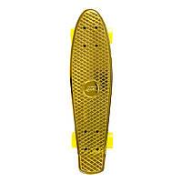 Пениборд Nils Extreme Electrostyle Yellow, фото 1