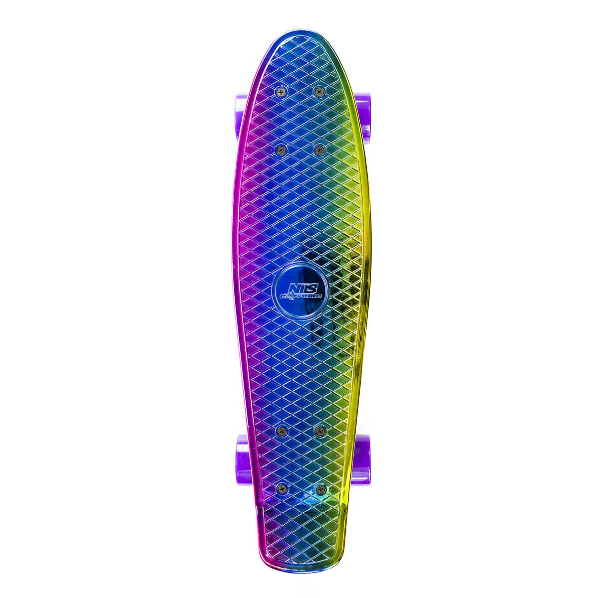Пениборд Nils Extreme Electrostyle Rainbow