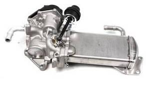 Радиатор  рециркуляции ОГ с клапаном EGR VW T5 2.0TDI 09-