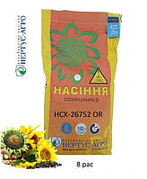 Семена подсолнуха НСХ-26752 OR (8 рас)/ Насіння соняшнику НСХ-26752 OR (8 рас) /Нертус/