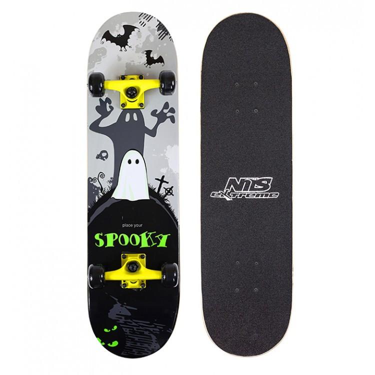 Скейтборд Nils Extreme CR3108SB Spooky