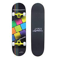 Скейтборд Nils Extreme CR3108SB Colors of Life, фото 1