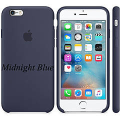 "Apple silicon case iPhone 6,6s  "" Midnight Blue"""