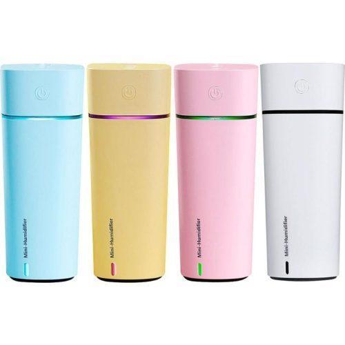 Увлажнитель воздуха с USB 3 в 1 Ночник Ароматизатор Ароматерапия