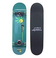 Скейтборд Nils Extreme GF3108A Green, фото 1