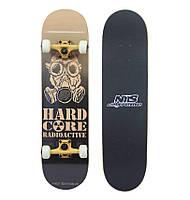 Скейтборд Nils Extreme GF3108A Hard Core, фото 1