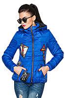 Яркая женская куртка оптом и в розницу .