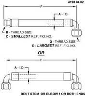 RE162865 Шланг гідравліки