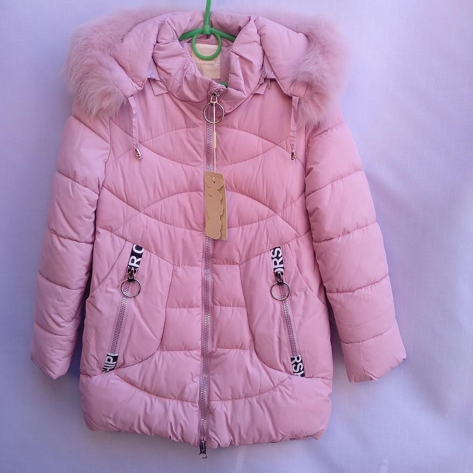 Детская куртка 116-140 TLFS Зима 650202