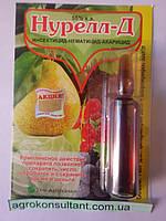 Нурелл Д, 7мл в ампуле — средство защиты овощных культур от комплекса вредителей и болезней растений.
