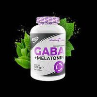 Мелатонін 6pak Nutrition Melotanin GABA 90 tabs
