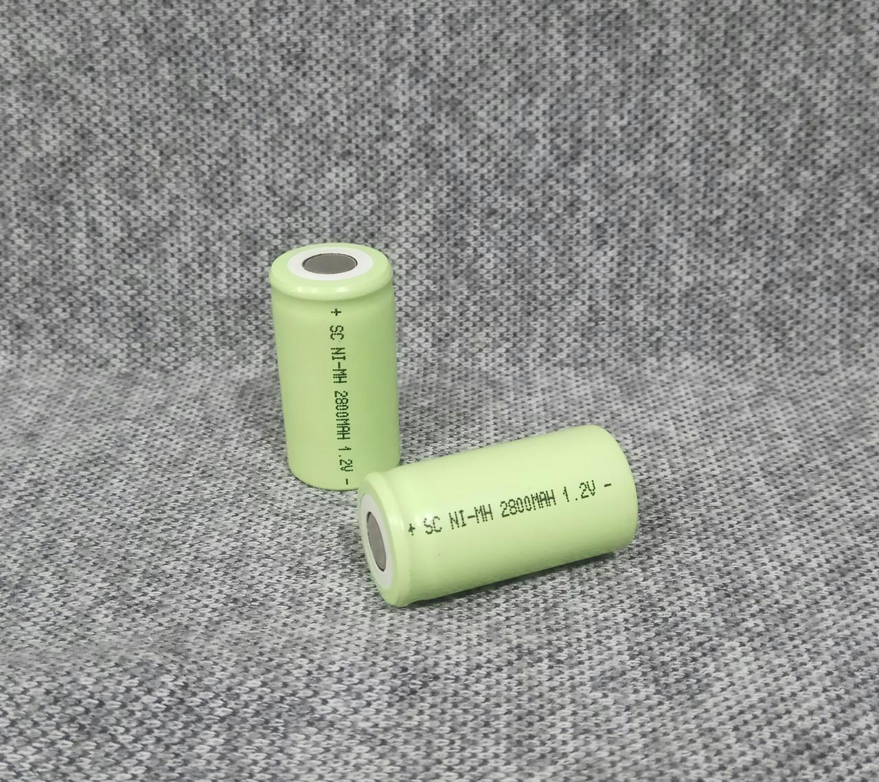 Аккумулятор для шуруповерта Ni Mh 200 SCK 2800mah