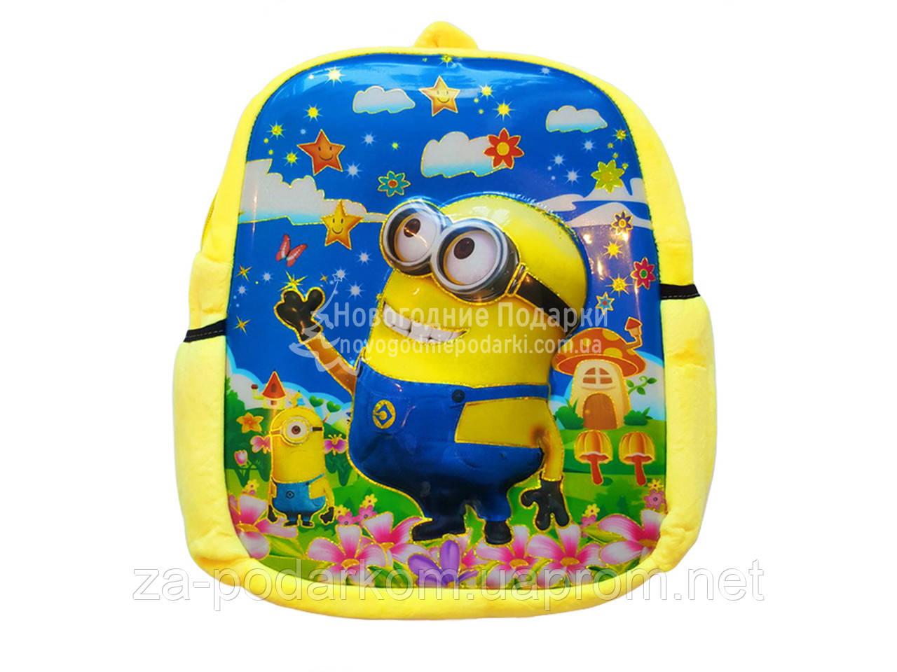Дитячий Новорічний подарунок Фірмовий у рюкзаку в асортименті