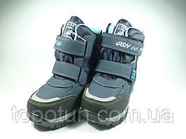 Термо ботинки на мальчика TOM.M р.27,28,29,30,31,32