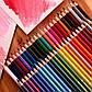 Карандаши акварельные Faber-Castell 36 цветов в картонной коробке с точилкой и кисточкой, 114437, фото 4