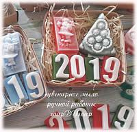 """Набор мыла """"Новый год 2019"""", фото 1"""