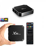ТВ приставка Android Smart TV Box MXQ X96 Mini 2GB/16GB, фото 3