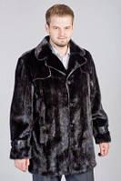 Шикарное пальто из норки