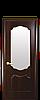 Межкомнатные двери Фортис Вензель со стеклом