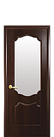 Межкомнатные двери Фортис Вензель со стеклом, фото 1