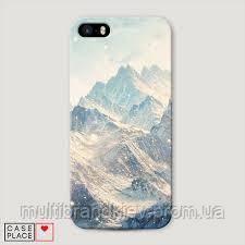 Чехол для iPhone 5 горы