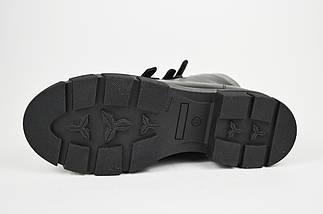 Ботинки кожаные с тремя ремешками DaCoTa 30205, фото 3