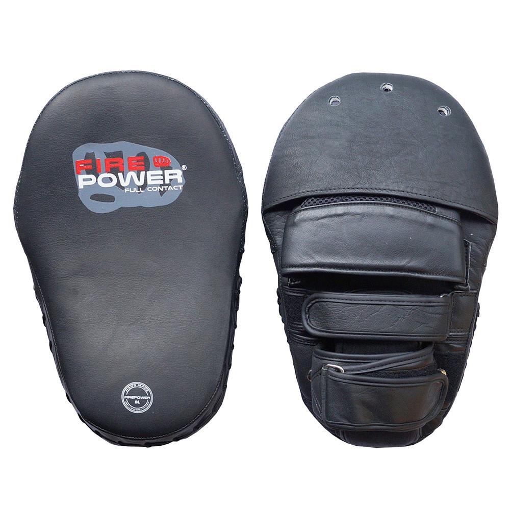 Лапи для боксу FIREPOWER CG 5 Чорні