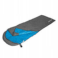 Спальный мешок SportVida SV-CC0014 Grey/Blue, фото 1