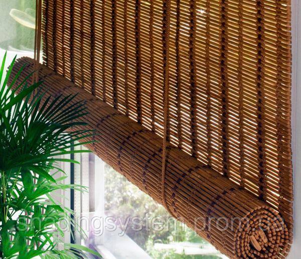 Бамбуковые ролеты купить в Харькове по выгодной цене