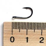 Крючки рыболовные Leader CHINU BN №2, 9шт, фото 2